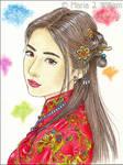 Spring Festival - sketch