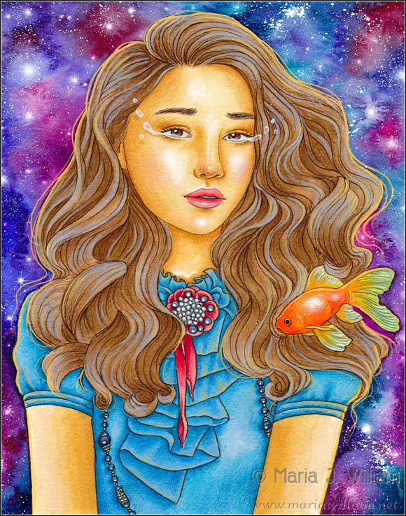 Starlight Tears - a tribute to Qinni