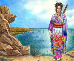 Hisamatsu by MJWilliam