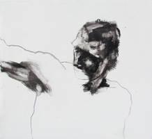 Man, Reaching by DEREKoverfield
