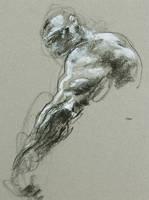 Drawing 232 by DEREKoverfield