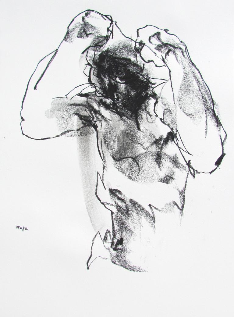 Drawing 282 by DEREKoverfield