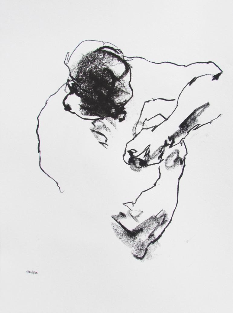 Drawing 284 by DEREKoverfield