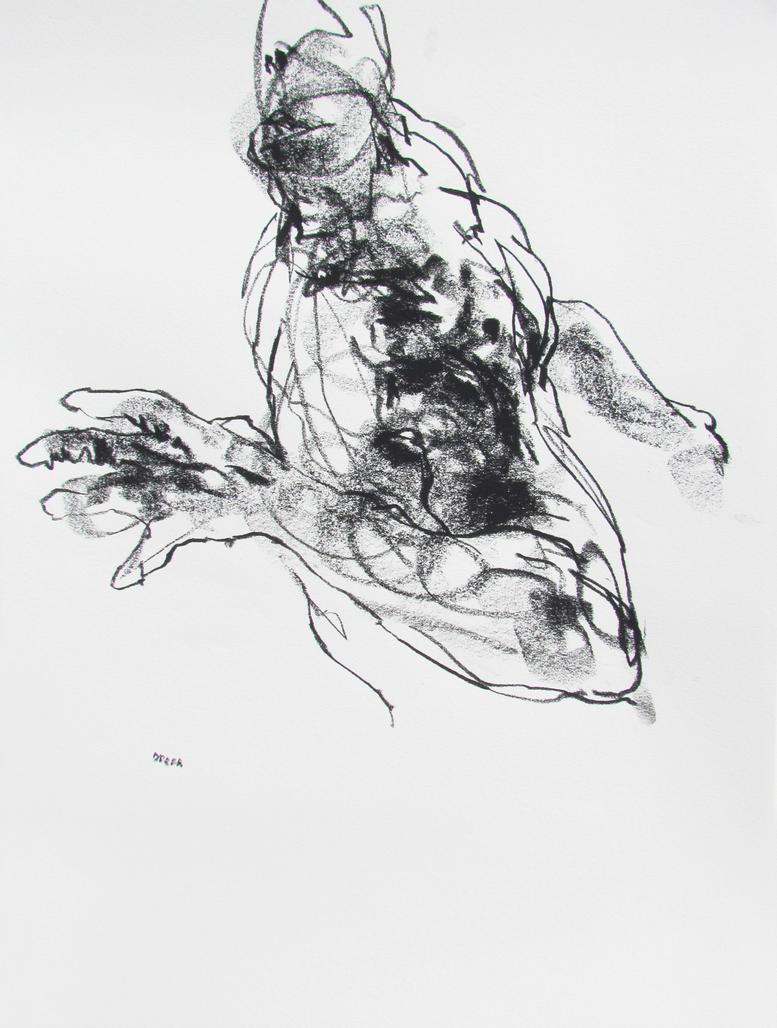 Drawing 285 by DEREKoverfield