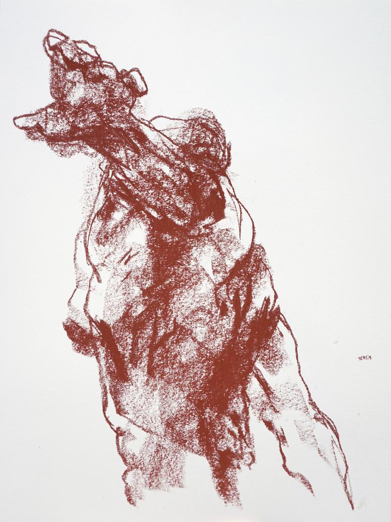 Drawing 345 by DEREKoverfield