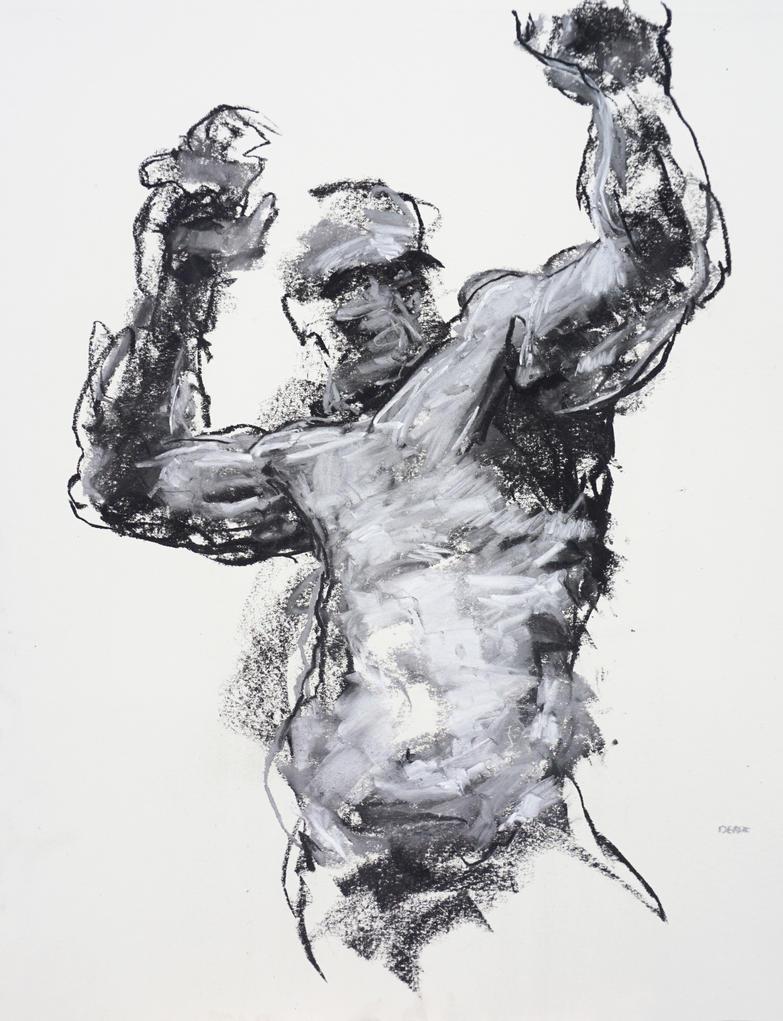 Drawing 346 by DEREKoverfield