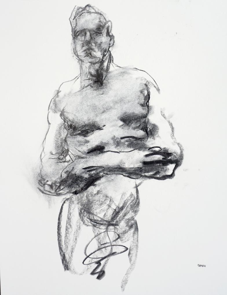 Drawing 352 by DEREKoverfield