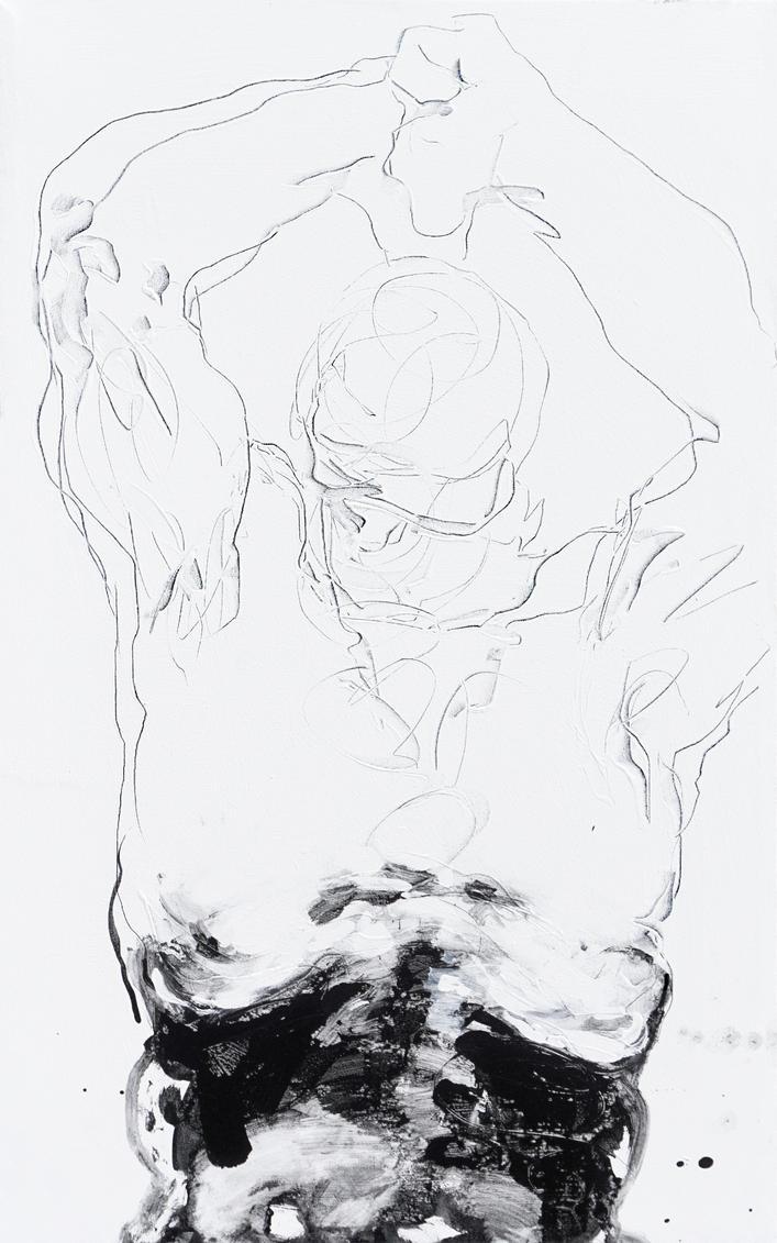 Portrait Of A God by DEREKoverfield