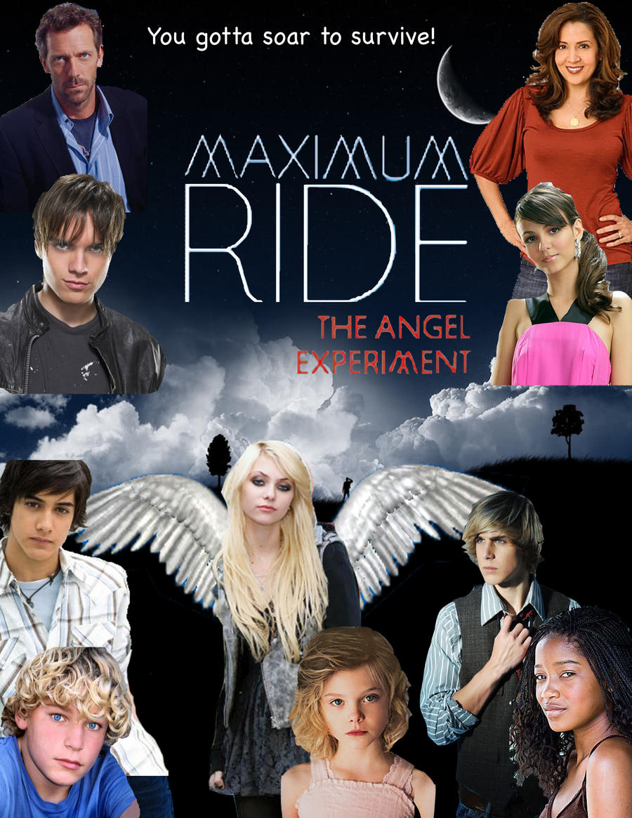 Maximum Ride Nudge Actor
