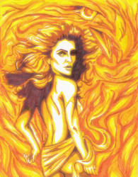 Phoenix by myspiritswell