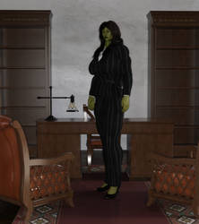 She-Hulk - Attorney at Superhuman Law