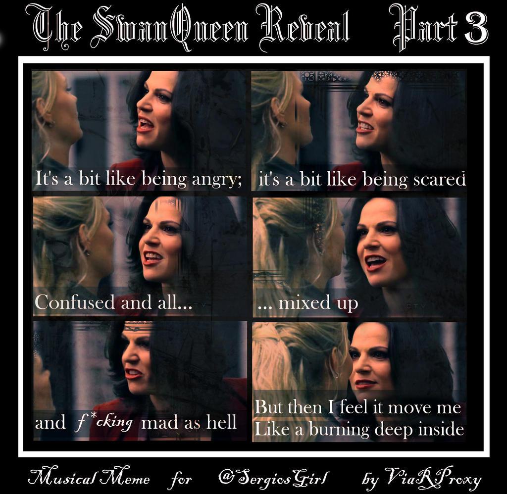 Musical Memes 14 Part 3 - Swan Queen