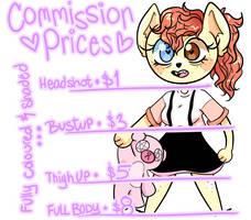 dA prices below ! Commission Prices
