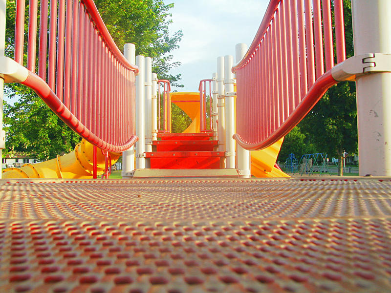 Playground by freakinrainbow