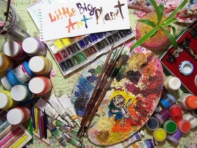 LittleBigArtPlanet by PrincessNarutofan
