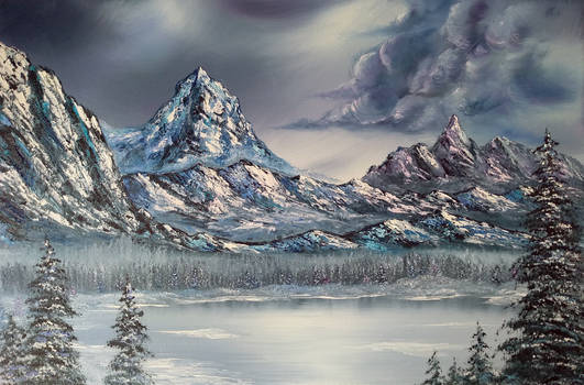 Silver-haired mountain