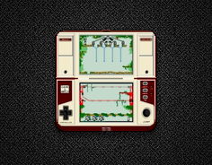 Jaku ''Game and Watch'' icon by babil0n