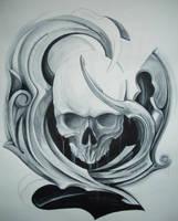 scull4 by vangoghtattoo