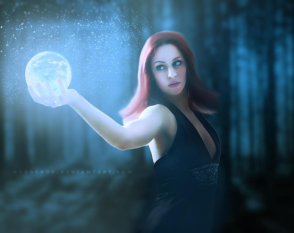 The Shiny Orbit by byback92
