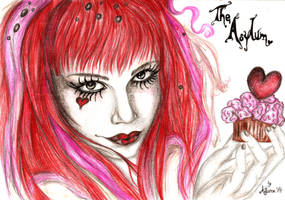 Emilie Autumn - The Asylum by KatarinaAutumn