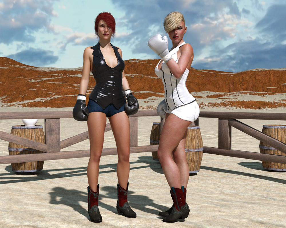 Showdown at the OK Corral by Fightinglisa