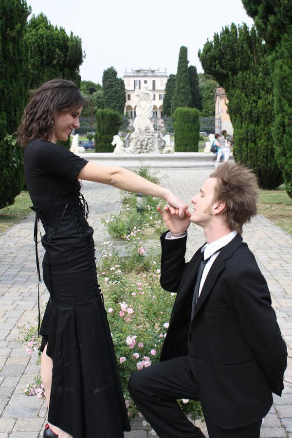 Romantic Couple Stock 01