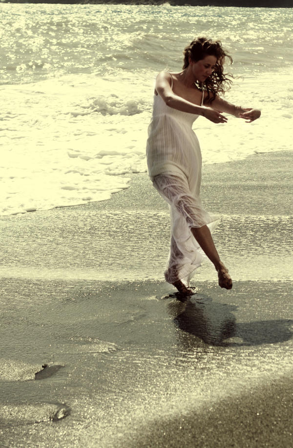 In punta di piedi by Gilliann