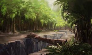 Jungle by irvintustin