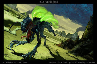 Nim Grotesque by caramitten