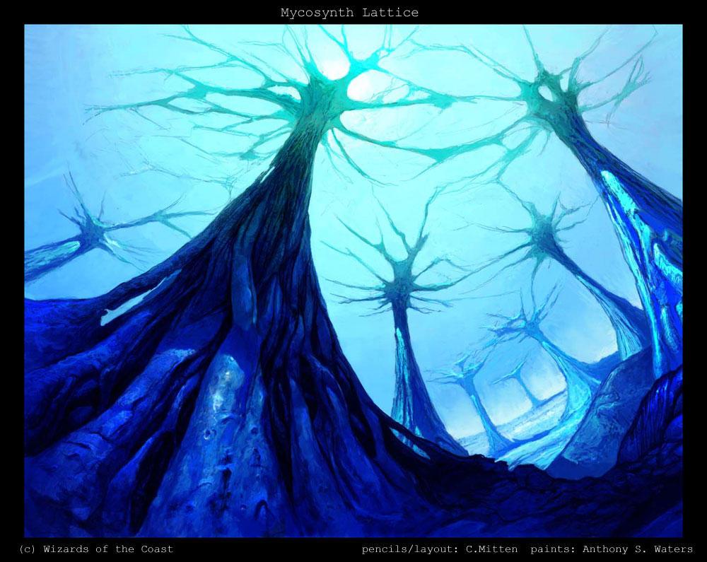 Mycosynth Lattice by caramitten