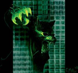 'Agent' Werewolf, '03 by caramitten