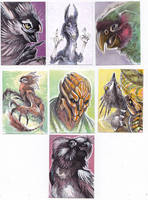 Art cards? ART CARDS. by caramitten