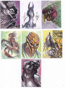 Art cards? ART CARDS.
