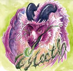 Zyleeth, Flower Dragon