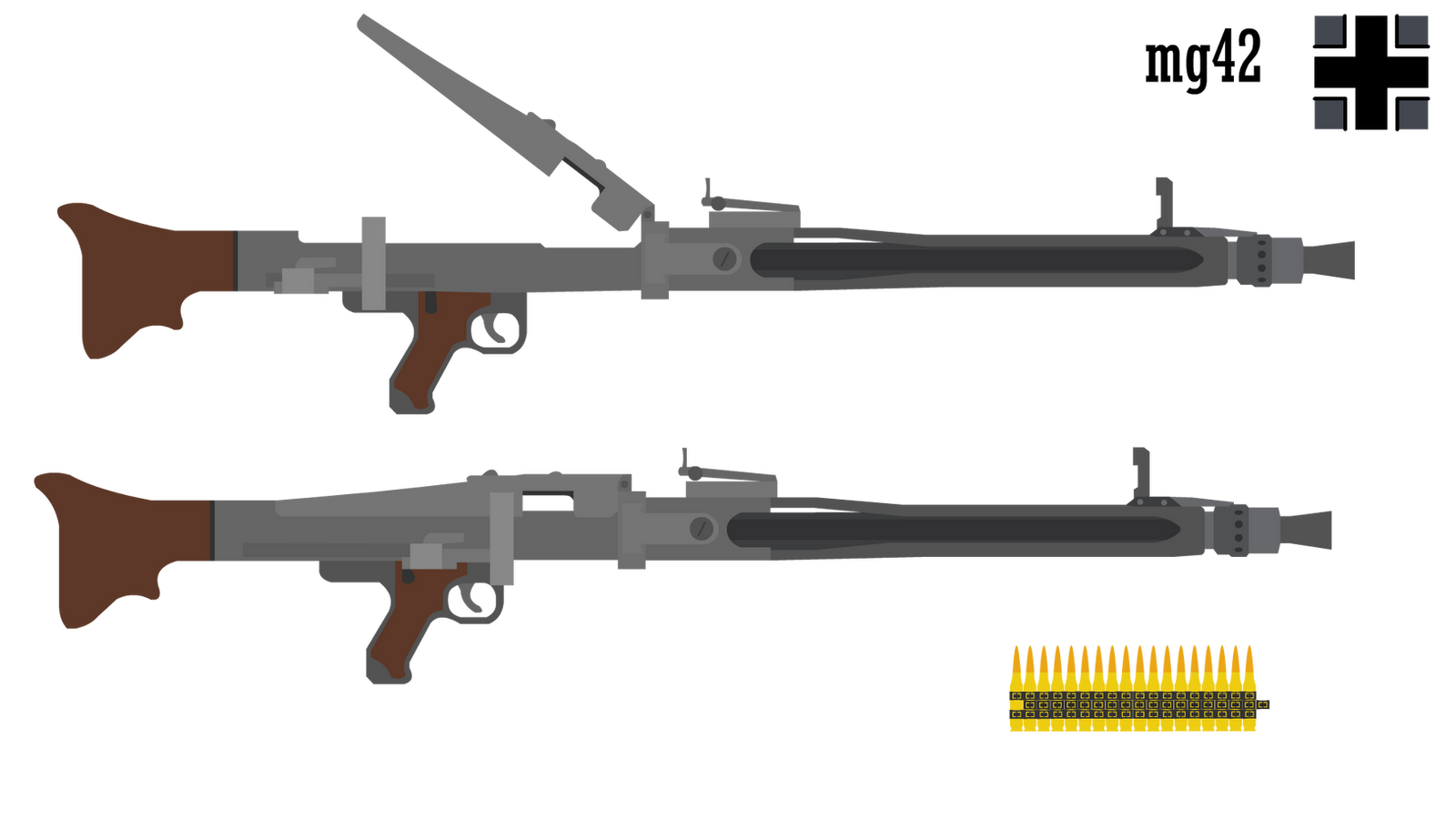 MG42 lower receiver plans -