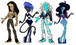 Monster High Adopt Set 2 (2/2 OPEN) by Leficence
