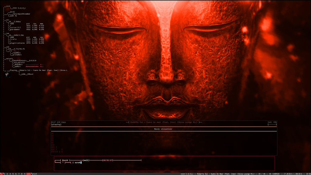 VOID Buddha #2