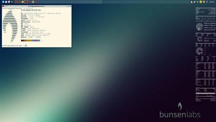 BunsenLabs Helium-dev by mrneilypops