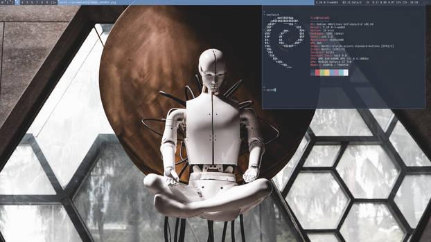 LaylaOS 03.21.beta/2 preview scrot