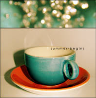 Strange cup by Summer-Begins