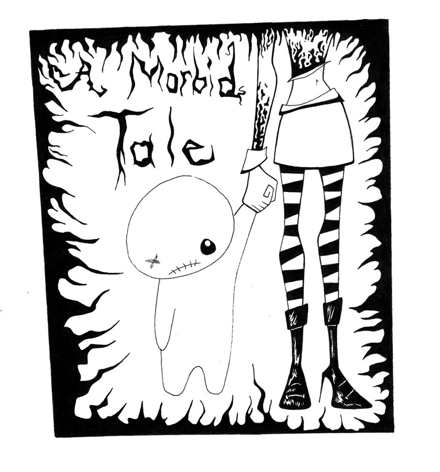 A Morbid Tale By Akakoneko-d48in3p by LillyFilly4689