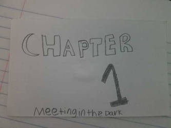 CHAPTER 1: Meeting in the dark by LillyFilly4689