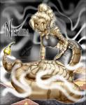 Nashira the Naga: Brown