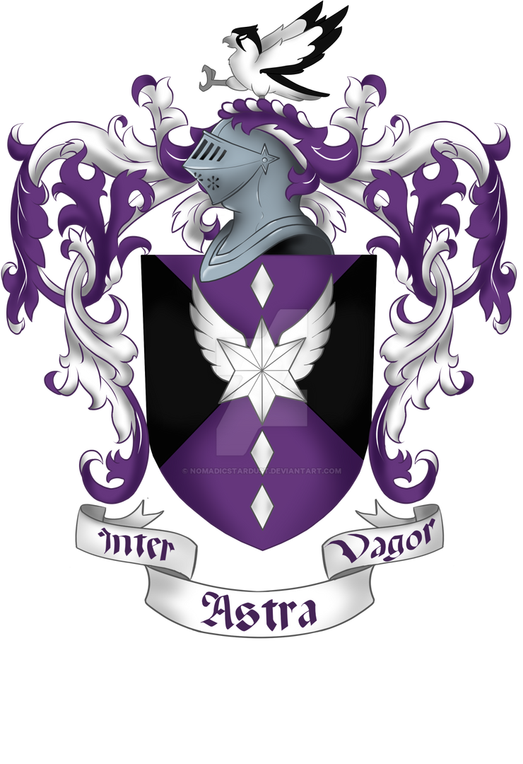 My Coat of Arms by NomadicStardust