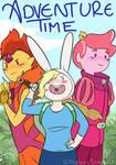 Adventure Time Redraw