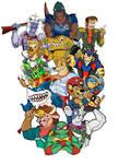 Retro Cartoons