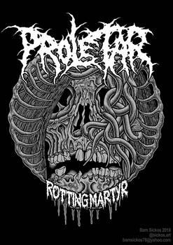 Proletar - Rotting Martyr