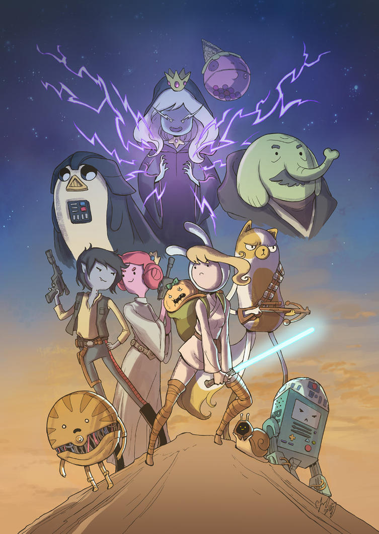 Adventure Wars by CassandraJames