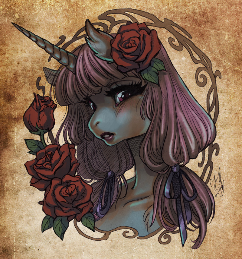 unicorn by CassandraJames