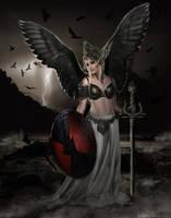 Valhalla Awaits by RavenMorgoth